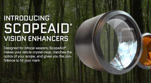ScopeAid Rifle Scope Enhancer